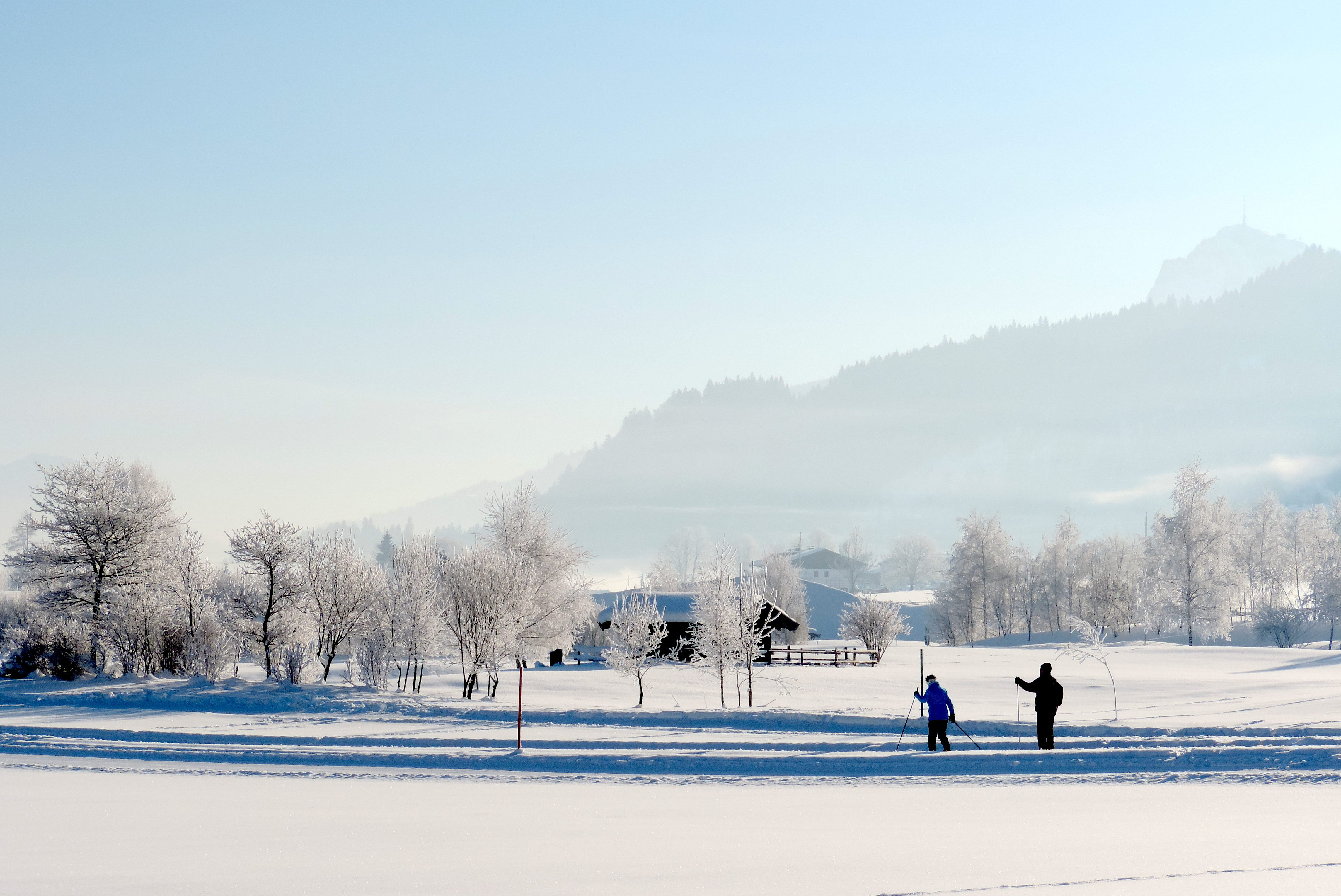 Cross Country Skiing Ski Austria Tours