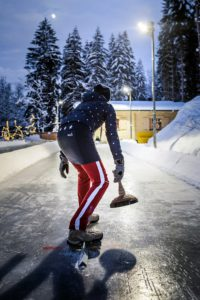 Curling Going SkiAustria Tours